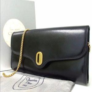 Christian Dior chain Shoulder bag